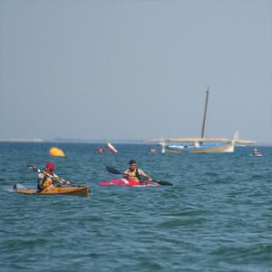 ocean racing canoe kayak herault